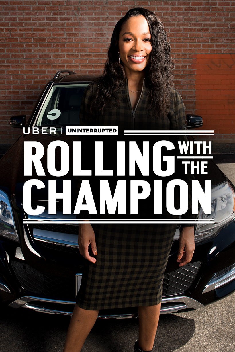 quality design 236a6 9a53f Cari Champion   Rolling With The Champion    Rolling on UNINTERRUPTED